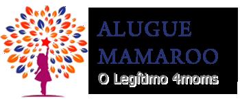 Alugue Mamaroo - o Legítimo 4moms